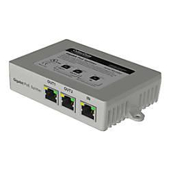 CyberData 2 Port PoE Gigabit Switch