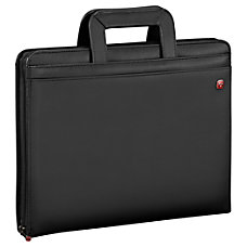 Wenger Venture Zippered Presentation Padfolio 13