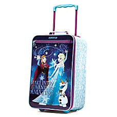 American Tourister Disney Softside Upright Carry