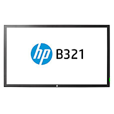 HP B321 315 inch LED Digital
