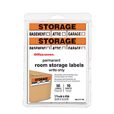 Office Depot Brand Permanent Room Storage