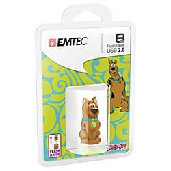 Emtec USB Character Figure Flash Drive