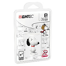 Emtec USB Character Figure Flash Drive