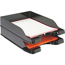 deflecto Docutray Multi Directional Stackg Trays