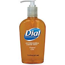 Dial Liquid Soap 75 fl oz