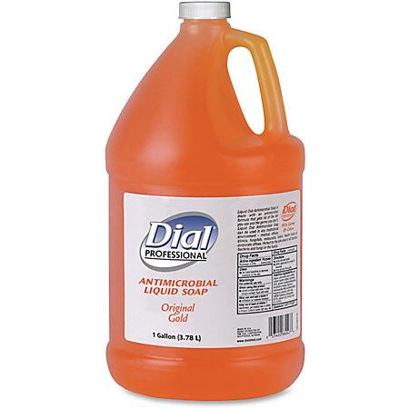 Dial Liquid Gallon Size Hand Soap 1 Gal 3 8 L Skin Hand