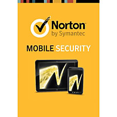 Norton Mobile Security 32 1 User