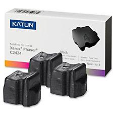 Katun 37978 Xerox 108R00663 Black Solid