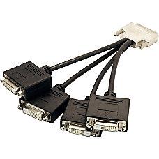 Visiontek VHDCI to 4x DVI D