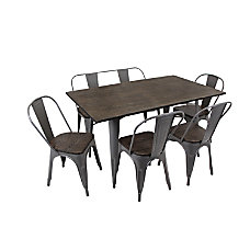 Lumisource Oregon Table Set 29 12