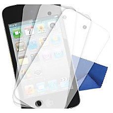 Griffin TotalGuard Screen Protectors and Cleaning