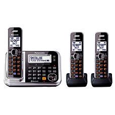 Panasonic KX TG7873S DECT 60 Plus