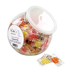 Edas Sugar Free Hard Candy Tropical