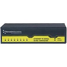 Brainboxes ES 842 Ethernet to Serial
