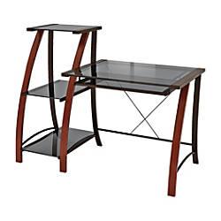 Z Line Designs Triana Wood Desk
