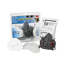 3M Half Facepiece Paint SprayPesticide Respirator