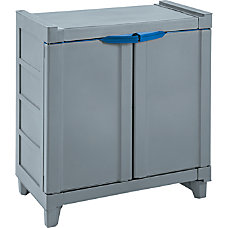 Rimax Small Wall Storage Cabinet 2