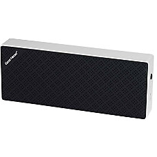 Gear Head BT8500BLK Speaker System Portable