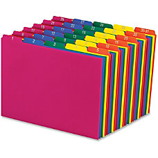 Pendaflex Top Tab Poly File Guides