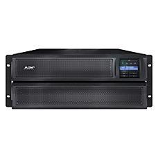 APC Smart UPS X 3000VA RackTower