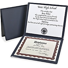 TOPS Oxford 12 x1 Diploma Holder