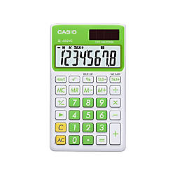 Casio SL 300VC Handheld Calculator