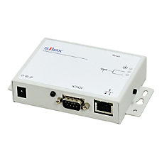 Silex SD 300 Wired Serial Server