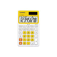 Casio SL 300VC Portable Calculator