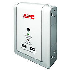 APC SurgeArrest DM4575 4 Outlet Surge