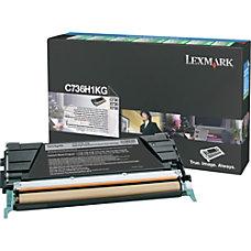 Lexmark Black High Yield Return Program