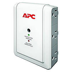 APC by Schneider Electric SurgeArrest Essential