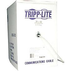 Tripp Lite 1000ft Cat5e Cat5 350MHz