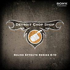 The Detroit Chop Shop Series 6