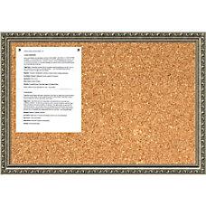 Amanti Art Parisian Cork Bulletin Board