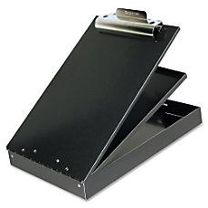 Saunders Aluminum Storage Clipboard 1 Clip