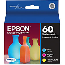 Epson Multi Pack Ink Cartridges Inkjet