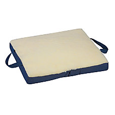 DMI Reversible Foam Comfort Seat Cushion