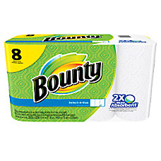 Bounty Select A Size 1 Ply