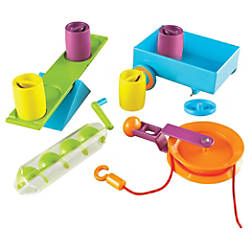 Learning Resources Simple Machines Set Skill