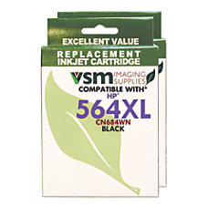 VSM Imaging Supplies VSMCN684WN 2PACK HP