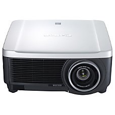 Canon REALiS WUX5000 LCOS Projector 1080p