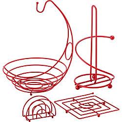 Ragalta 4 Piece Useful Kitchen Set