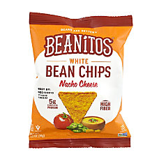 Beanitos Nacho Cheese White Bean Chips