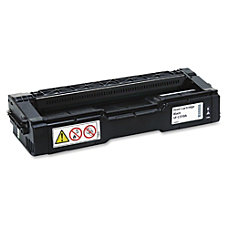 Ricoh SP C310A Black Toner Cartridge
