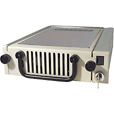 CRU Data Express DE200 Drive Enclosure