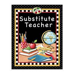 Teacher Created Resources Mary Engelbreit Substitute