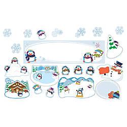 Carson Dellosa Winter Mini Bulletin Board