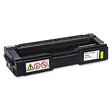 Ricoh SP C310A Yellow Toner Cartridge