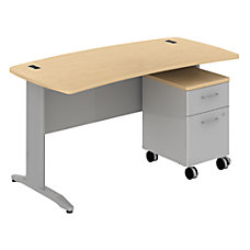 BBF Sector Desk With 2 Drawer