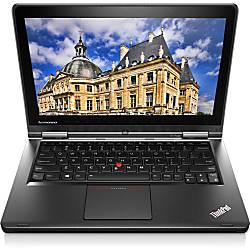 "Lenovo ThinkPad S1 Yoga 20CD002HUS Ultrabook/Tablet - 12.5"" - In-plane Switching (IPS) Technology - Wireless LAN - Intel Core i7 i7-4500U Dual-core (2 Core) 1.80 GHz - Black"